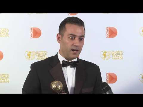 Anwar Aboul Hosn, assistant director of marketing, La Cigale