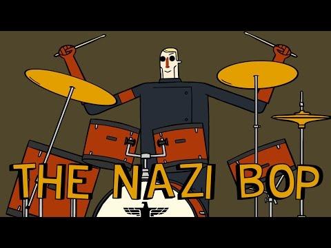 Music Video - The Nazi Bop   Super Science Friends   Episode 3 Song