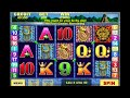 SUN AND MOON Video Slot Casino Game with a RETRIGGERED FREE SPIN BONUS