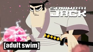 Jack and the Gargoyle | Samurai Jack | Adult Swim