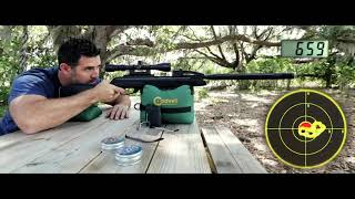 GAMO Swarm 10X Technology - 10 Quick Shots From A Breakbarrel Air Rifle