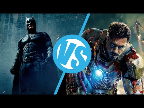 Iron Man Trilogy VS The Dark Knight Trilogy : Movie Feuds ep63