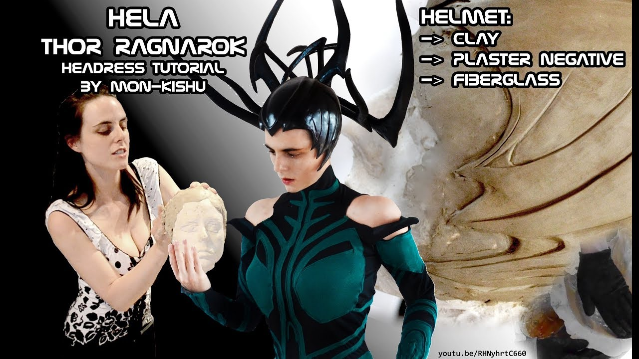 Hela thor ragnarok cosplay headdress tutorial helmet youtube hela thor ragnarok cosplay headdress tutorial helmet solutioingenieria Gallery