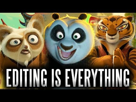KUNG FU PANDA BUT IN 7 DIFFERENT GENRES