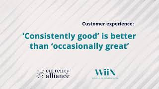 Customer experience: consistently 'good' is better than occasionally 'great'
