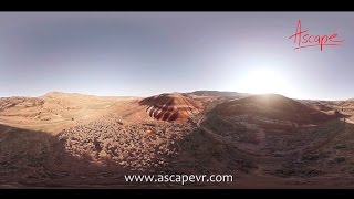 Ascape - Best of September 2015 (360° VR travel)