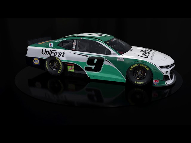 UniFirst #9 Car