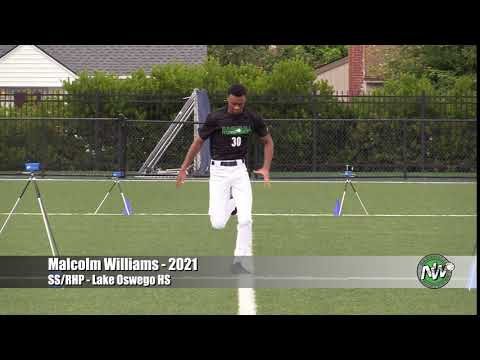 Malcolm Williams - PEC – 60 – Lake Oswego HS (OR) - July 2, 2019