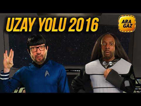Ara Gaz Radyo Tiyatrosu: Uzay Yolu 2016