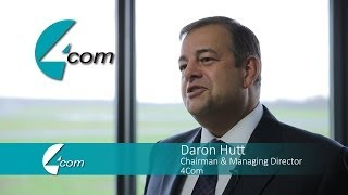 15 Years of 4Com - Chairman Daron Hutt Recalls The Journey from Day 1 to 15 Years Later