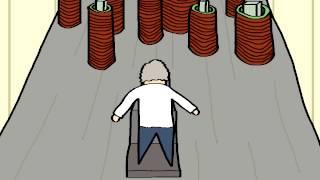 Если бы кто-то сделал гигантское магнитное поле (Научно-Фантастический Скетч