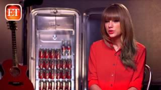 Taylor Swift Diet Coke BTS