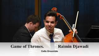 Game of Thrones  cello ensemble