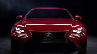 Lexus RC 2014 Videos