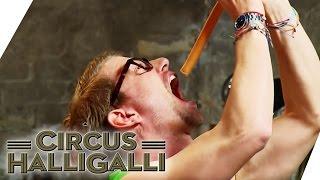 Circus HalliGalli Aushalten: Nicht lachen - Teil 1 | ProSieben thumbnail