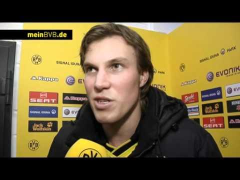 BVB - Schalke 04: Freies Interview mit Kevin Großkreutz