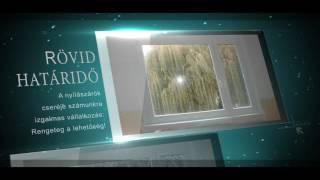 Nyílászáró és árnyékolástechnika - Baliner Bt. videó