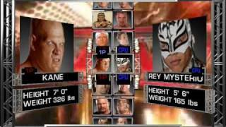 WWE RAW 2008 Live