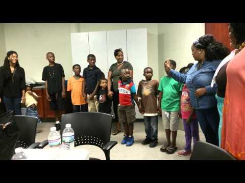 African centered homeschool mixer and workshop