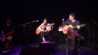 Entre Dos Aguas - Duo Waqay live at the NAC