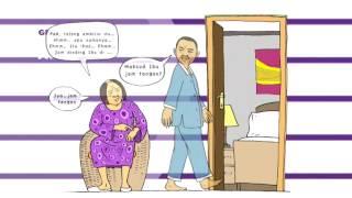 Siloam Hospital Tangani Penyakit Demensia.