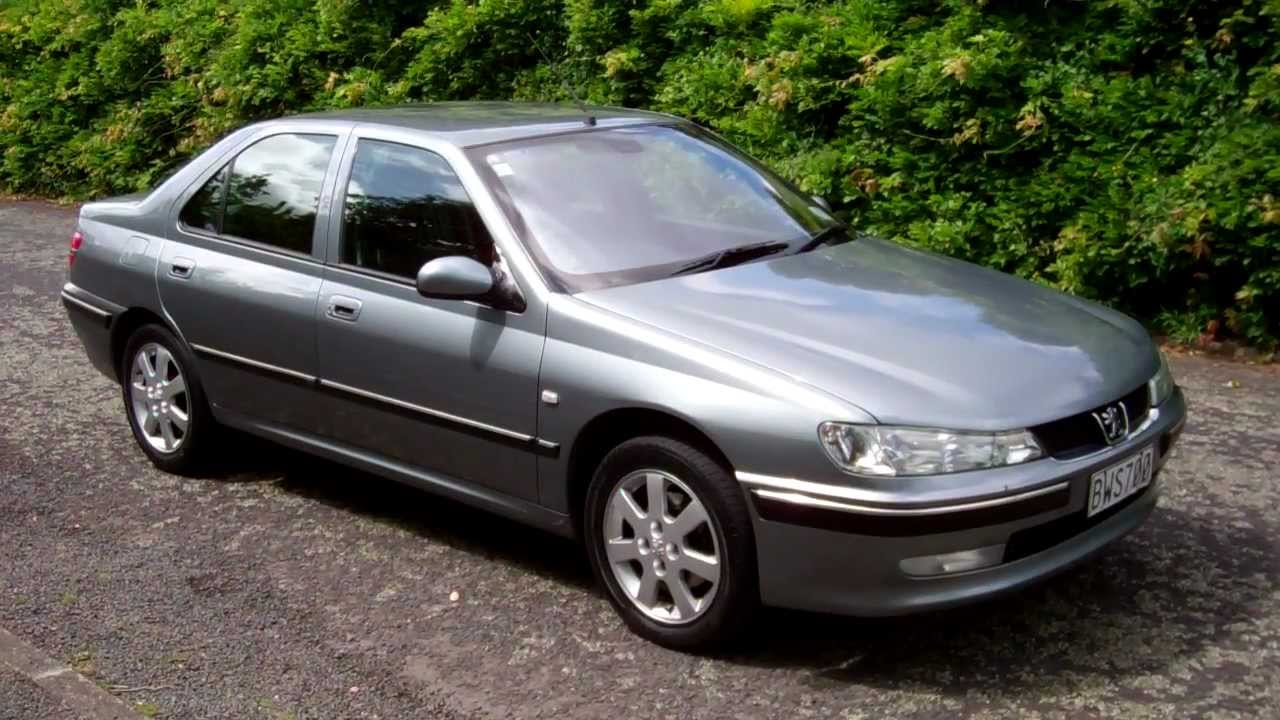 2004 Peugeot 406 St Cash4cars Cash4cars Sold Youtube