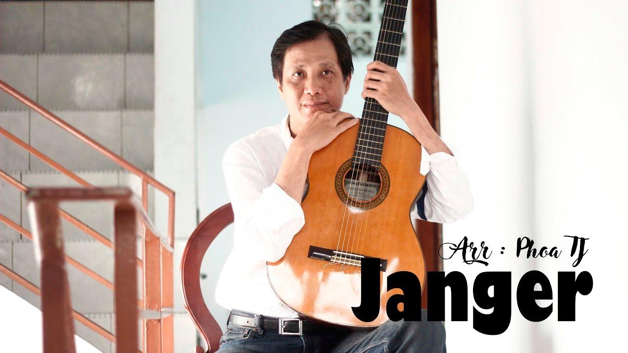 Janger (Fingerstyle) by Phoa TJ