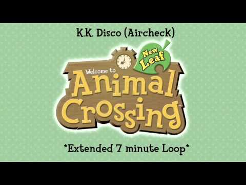 K.K. Disco (Aircheck) Extended 7 minute Loop - Animal Crossing: New Leaf