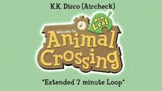 Video K.K. Disco (Aircheck) Extended 7 minute Loop - Animal Crossing: New Leaf download MP3, 3GP, MP4, WEBM, AVI, FLV Juni 2018