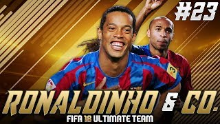 Ostatni etap rozpoczęty! - FIFA 18: RONALDINHO & CO. [#23]
