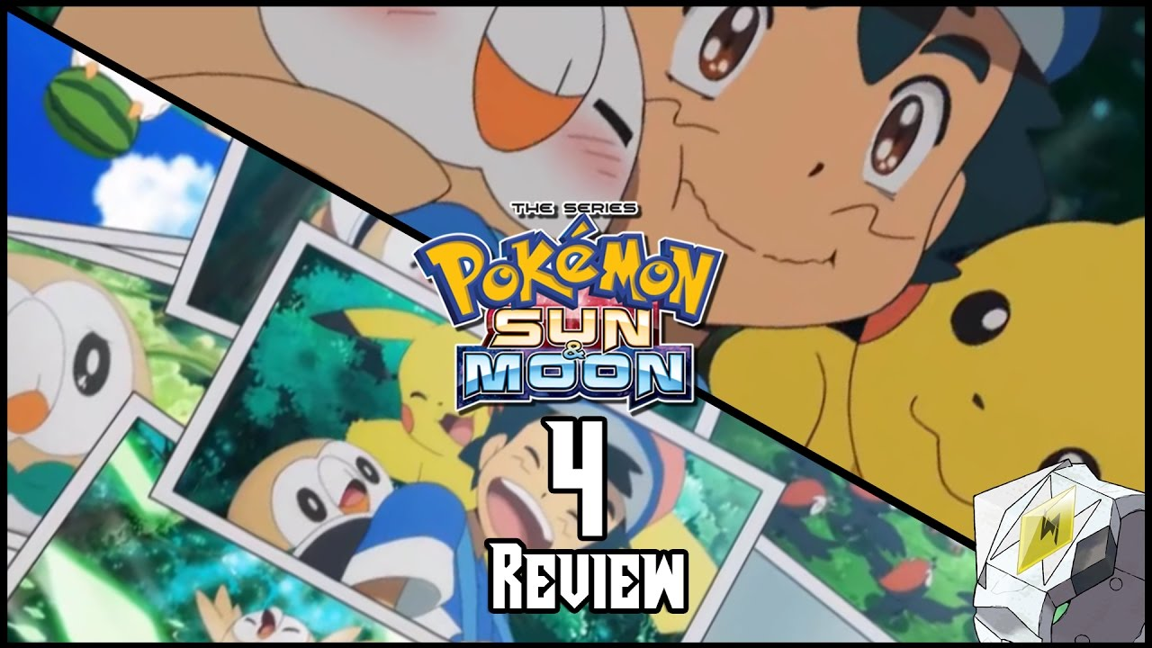 Pokemon Sonne Anime