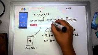 CLASE 2- IMEI- QUE ES EL IMEI- PARA QUE SIRVE