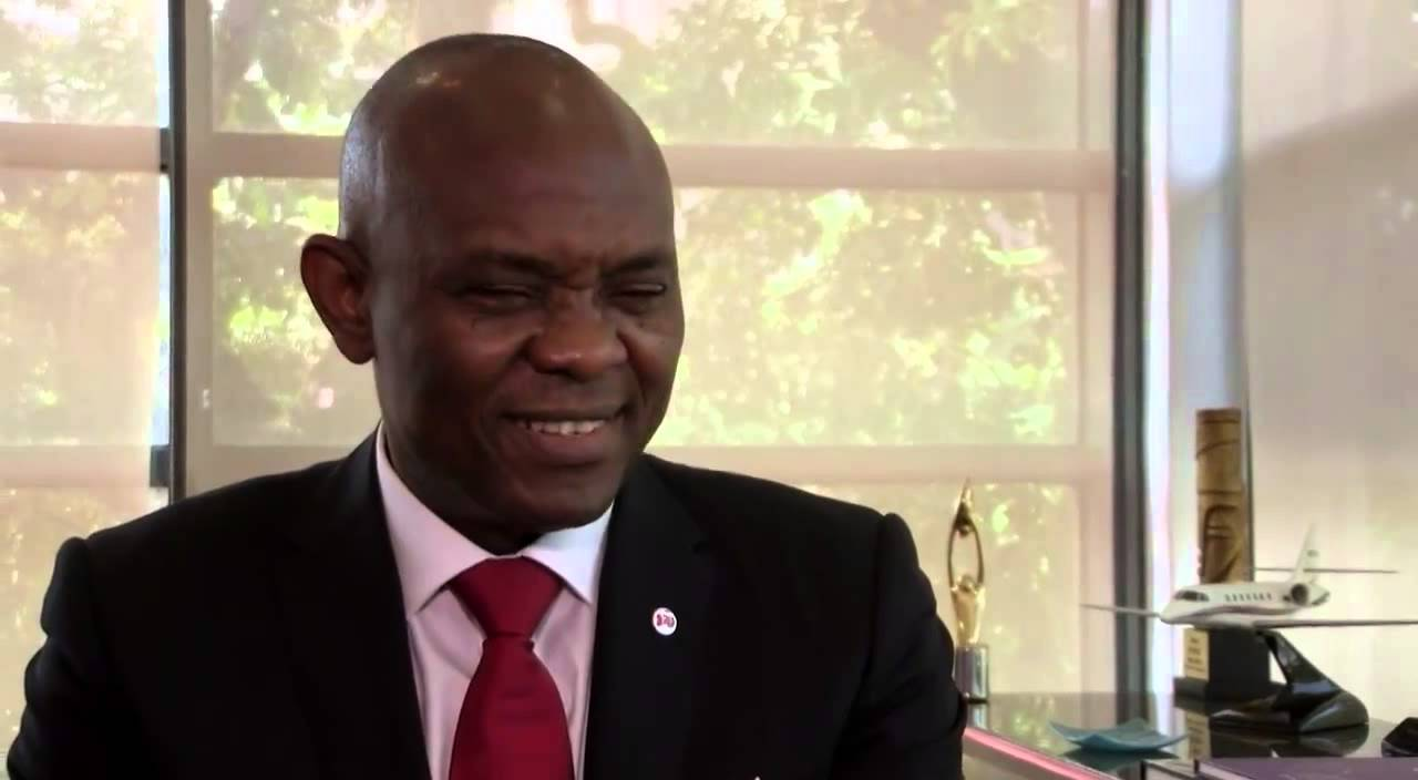 "Tony Elumelu | Apôtre de ""l'africapitalisme"" 