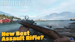 The NEW BEST Assault Rifle in Battlefield V?! - Battlefield V M2 Carbine Gameplay