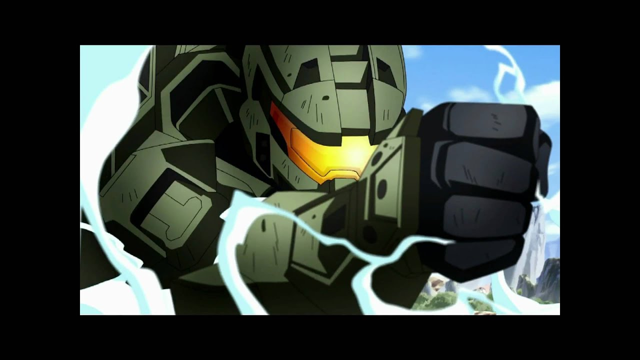 Interactive Anime Wallpaper Halo Anime Tribute Youtube