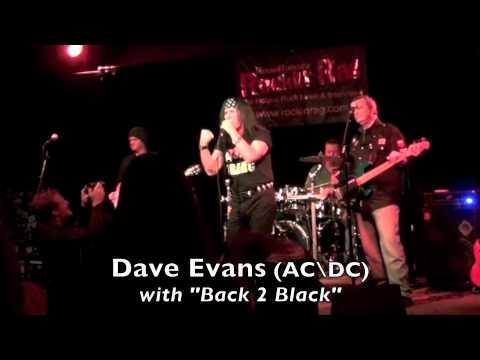 AC/DC's Dave Evans at Rockin' Rag NAMM Jam 2015