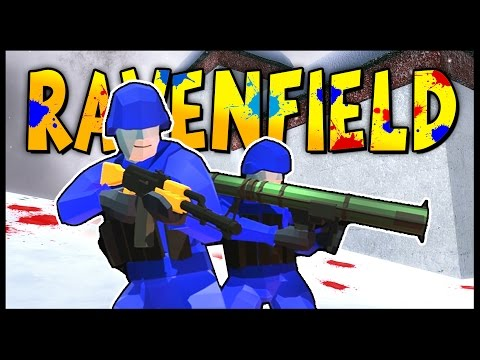 Ravenfield - FLYING PLANES! Anti-Aircraft Gun, New Maps, New Guns, New Vehicles- Ravenfield Gameplay