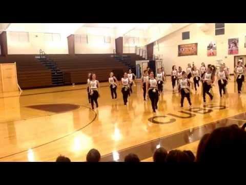 Mount Carmel Academy Hip hop 2015