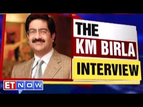 #RiseWithIndia   KM Birla EXCLUSIVE