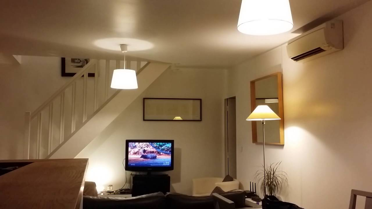 Livingroom With Philips Hue