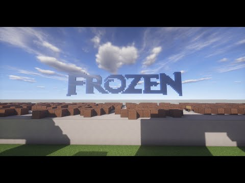 Frozen - Let It Go [Minecraft Noteblocks]