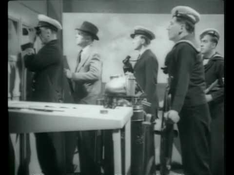 Q Planes - Part 10 (Laurence Olivier, Ralph Richardson - Film)