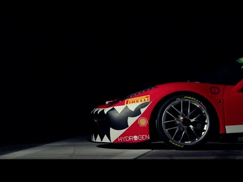 HYDROGEN & KESSEL | Racing with Ferrari