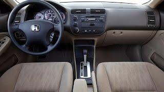 2005 Honda Civic - Honda Civic 2005 - 2005 Honda Civic Sedan