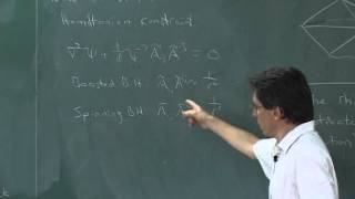 Mark Hannam (4) - Advanced course in theory and numerics of partial differential equations
