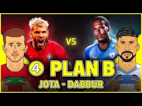 FINAL: Jota - Dabbur   Who Will Be The FIFA King Of Europe? #433PLANB