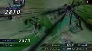 Xenosaga III - Chapter 8.17 - Battle with Omega Metempsychos