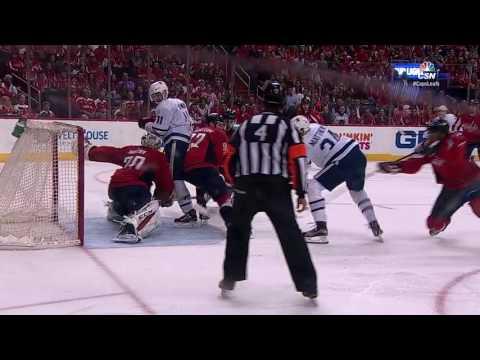 e55375ce6ca Toronto Maple Leafs vs Washington Capitals - April 21