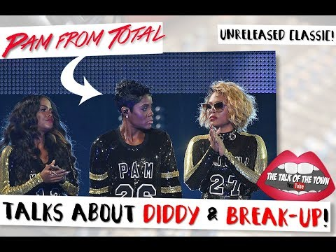 JUST RELEASED! Pam from Total Opens Ups About Group Break Up, Diddy, Biggie & More!