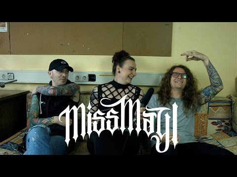 "INTERVIEW | 15 questions with ""MISS MAY I"""